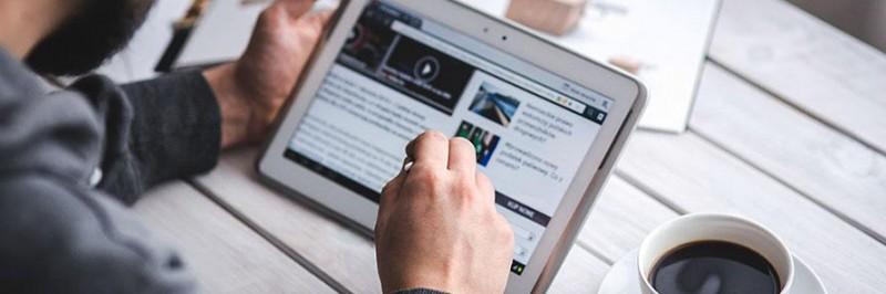 Aumente a retenção em seu site: Crie um site pensando nos usuários e não em você